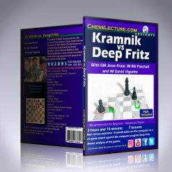 Kramnik vs Deep Fritz – GM Jesse Kraai, IM Bill Paschall and IM David Vigorito