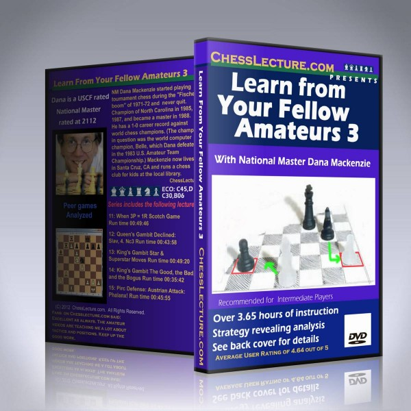 Learn From Your Fellow Amateurs 3 – NM Dana Mackenzie