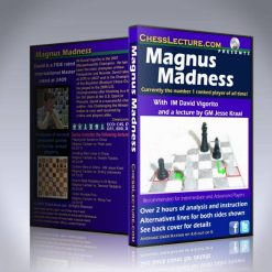 Magnus Madness – IM David Vigorito and GM Jesse Kraai