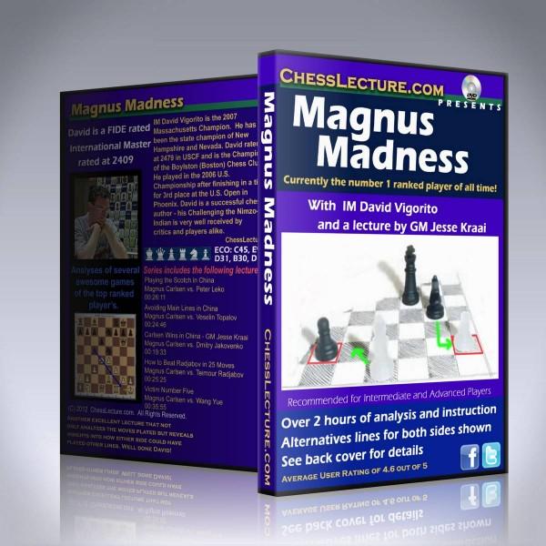 Magnus Madness – IM David Vigorito and GM Jesse Kraai