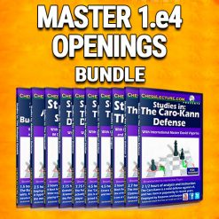 Master 1.e4 Openings Bundle