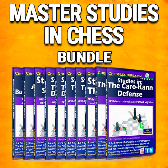 Master Studies in Chess ChessLecture Collection