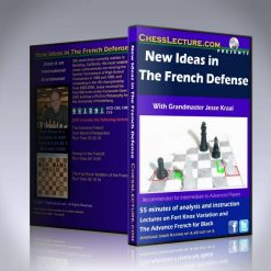 New Ideas in The French Defense – GM Jesse Kraai