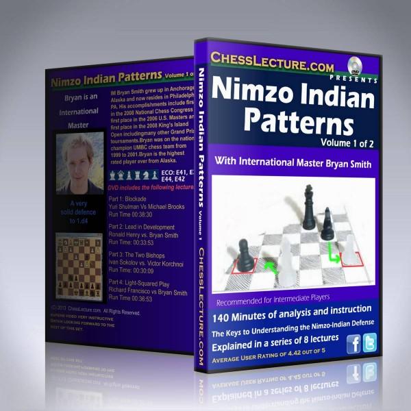 Nimzo-Indian Patterns – IM Bryan Smith