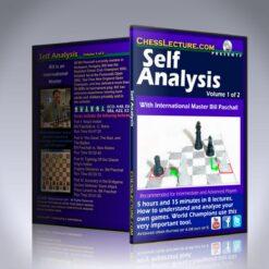 Self Analysis 2 DVD set – IM Bill Paschall