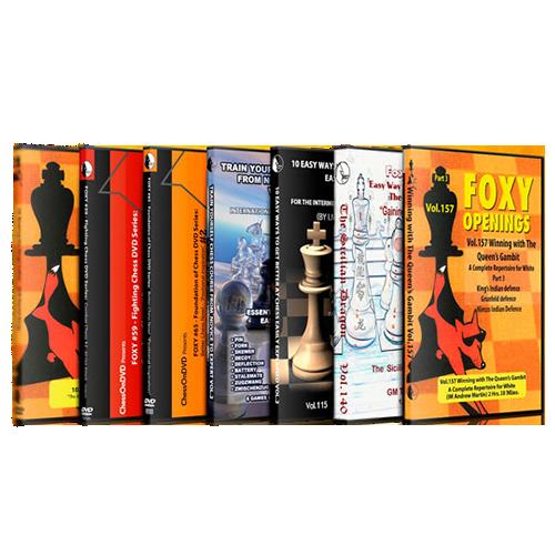 Foxy Openings Series – MEGA BUNDLE