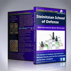 Steinitzian School of Defense – IM Bill Paschall