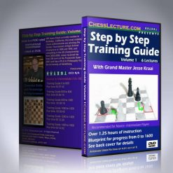 Step by Step Training Guide – Vol 1 – GM Jesse Kraai