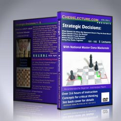 Strategic Decisions – LM Dana Mackenzie