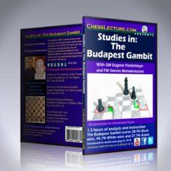 Studies in: The Budapest Gambit – GM Eugene Perelshteyn and FM Dennis Monokroussos