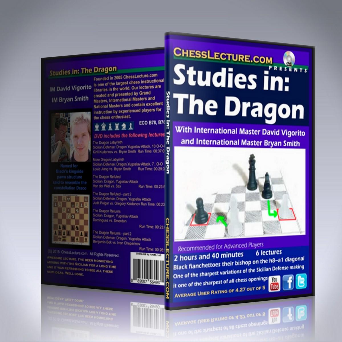 Studies in: The Dragon – GM Bryan Smith and IM David Vigorito