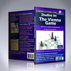 Studies in: The Vienna Game – IM David Vigorito, LM Dana Mackenzie, FM Dennis Monokroussos, GM Bryan Smith and IM Valeri Lilov