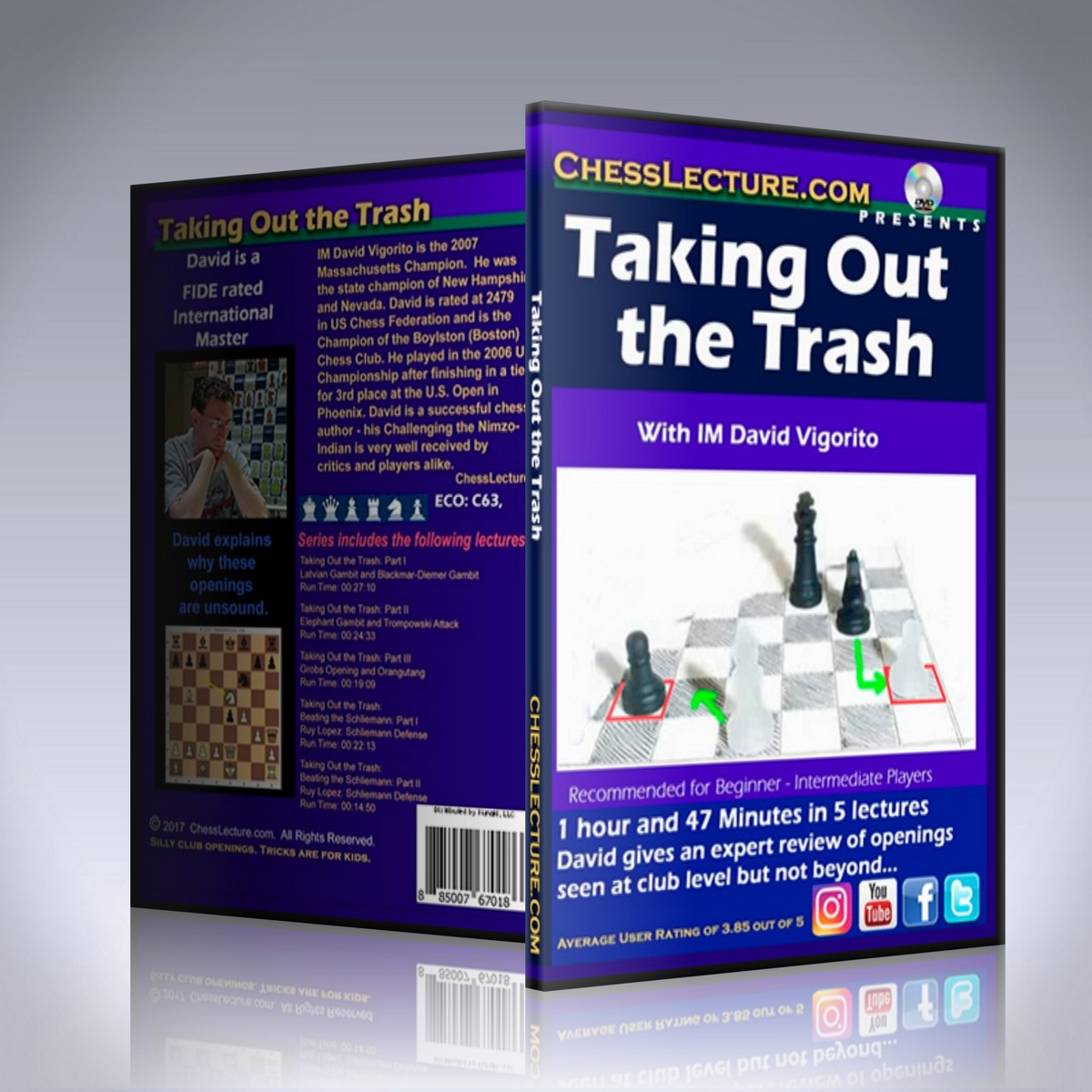 Taking Out the Trash – IM David Vigorito