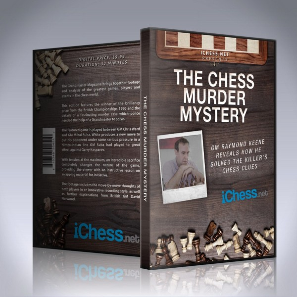 The Chess Murder Mystery. Vol. 1-4.