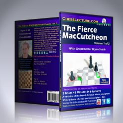 The Fierce MacCutcheon 2 DVD set – GM Bryan Smith