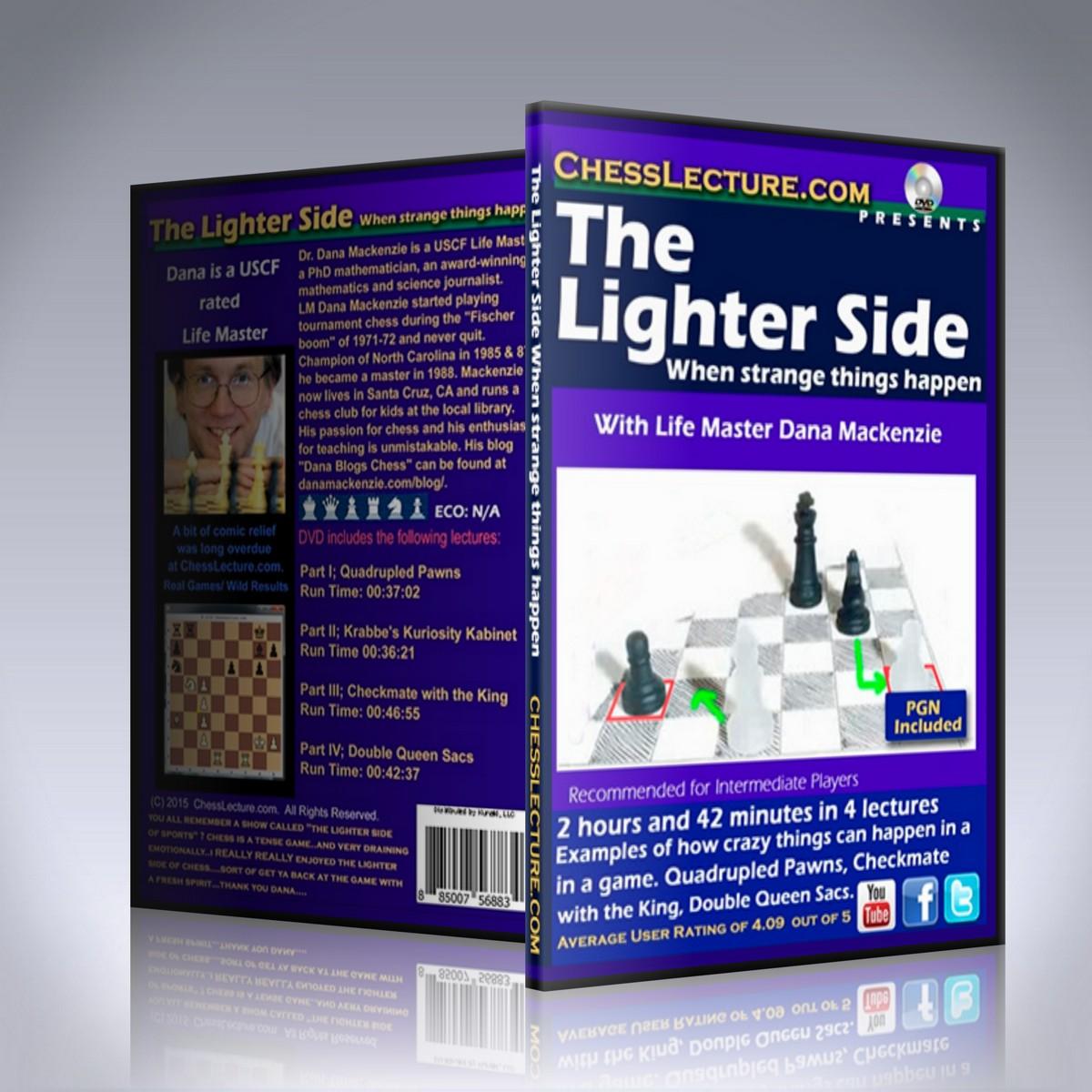 The Lighter Side – LM Dana Mackenzie