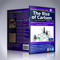 The Rise of Carlsen 2 DVD Set
