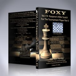 Kasparov's Killer Scotch For The Tournament Player Part 3 – GM Ron Henley