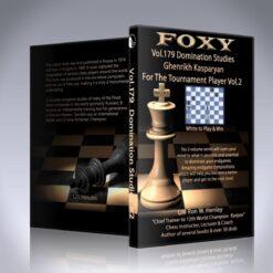 Domination Studies – Ghenrikh Kasparyan for the Tournament Player – Vol. 179 – Part #2