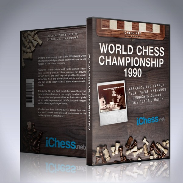 World Chess Championship 1990