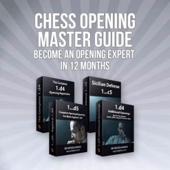 Chess Opening Master Guide: Become an Opening Expert in 12 Months