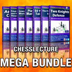 ChessLecture Mega Bundle: Vol.1-182