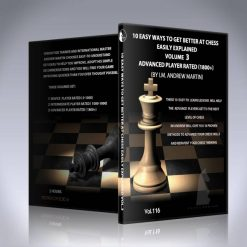 10 Easy Ways to Get Better at Chess – Vol 3 – IM Andrew Martin