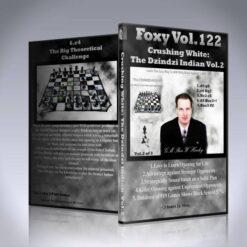 Crushing White: The Dzindzi Indian Volume 2 – GM Ron Henley