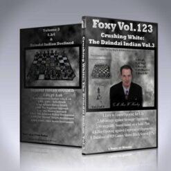 Crushing White: The Dzindzi Indian Volume 3 – GM Ron Henley