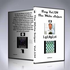 The White Sniper 1.g3, Bg2, c4 – FM Charlie Storey