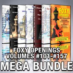 Foxy Chess DVD Bundle – Volumes 101-157