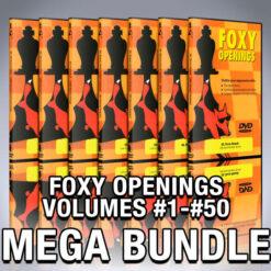 Foxy Chess Video Bundle – Volumes 1-50