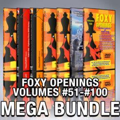 Foxy Chess DVD Bundle Volumes 51-100