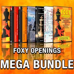 Foxy Openings Series and Roman's Lab Chess DVD – Entire Collection
