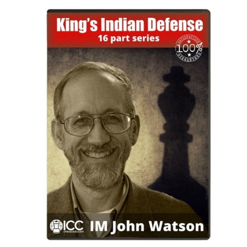 King's Indian Defense by IM John Watson