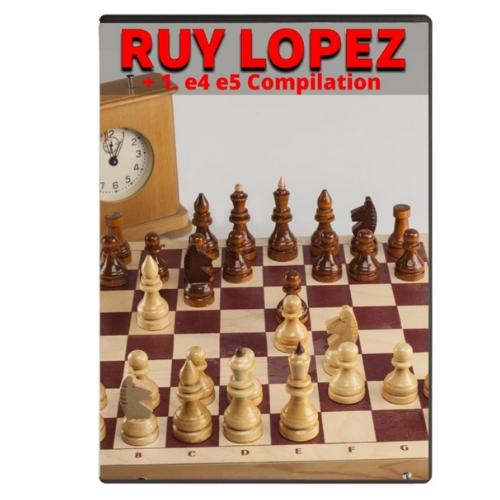Ruy Lopez 1. e4 e5 Compilation