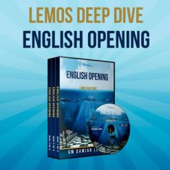 The English Opening – GM Damian Lemos (Lemos Deep Dive Vol. 10)