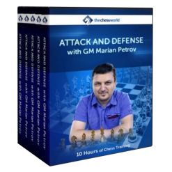 Attack and Defense with GM Marian Petrov