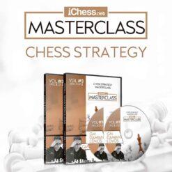 Chess Strategy Masterclass – GM Damian Lemos