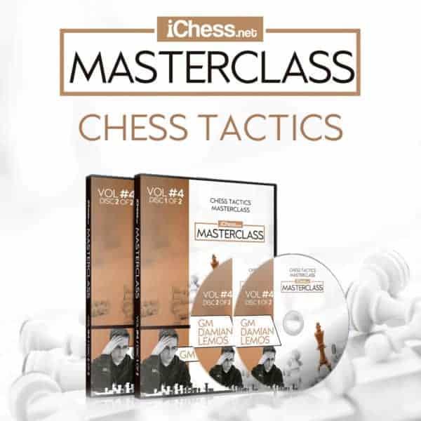 Chess Tactics Masterclass – GM Damian Lemos