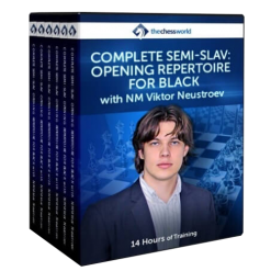 Complete Semi-Slav for Black with NM Viktor Neustroev