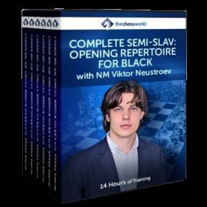 Complete Semi-Slav for Black with NM Viktor Neustroev