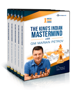 The king indian mastermid