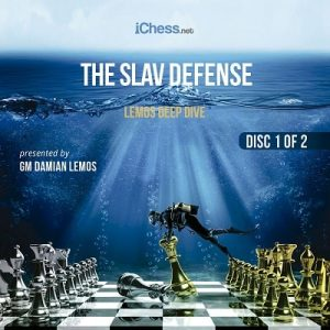 slav defense dvd disc
