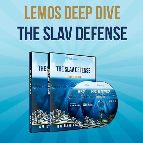 The Slav Defense – GM Damian Lemos (Lemos Deep Dive)