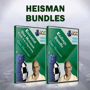 endgame and essential Heisman bundle