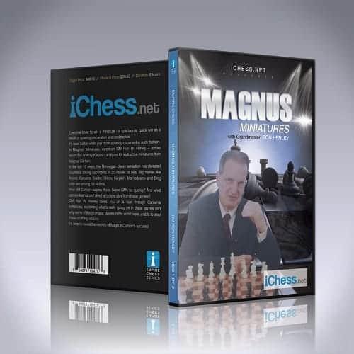 Magnus Carlsen's Miniatures – GM Ron W. Henley