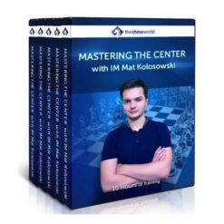mastering the center kolosowski