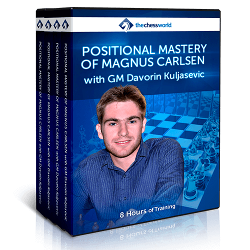 Positional Mastery of Magnus Carlsen with GM Davorin Kuljasevic