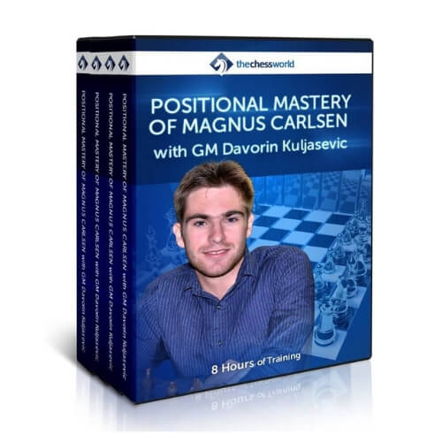 positional mastery of carlsen